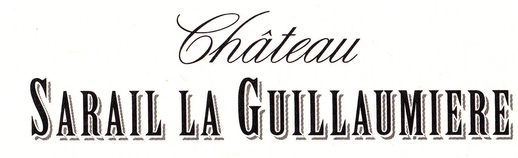 Sarail La Guillaumière